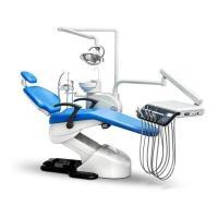 Фотография WOD550 - стоматологическая установка с нижней подачей инструментов | Woson (Китай)