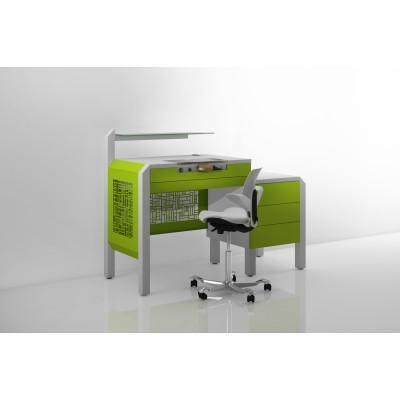Фотография COJMP.4 - стол зубного техника на одно рабочее место| CATO (Италия)