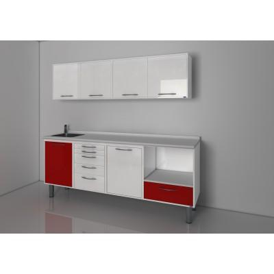 Фотография STERIL CENTER 1 - комплект мебели для стерилизации и хранения стоматологических инструментов