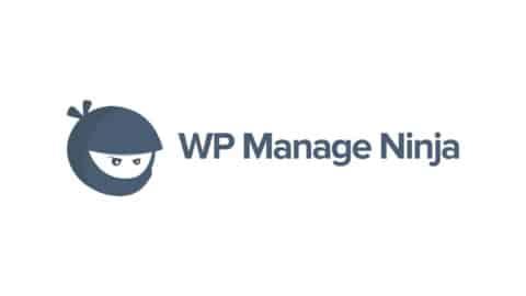 WP Manage Ninja'da Premium WordPress Plugin fırsatları