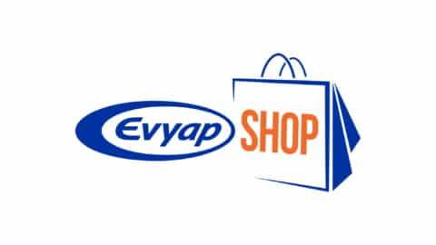 Evyap Shop online mağazasında 80 TL ve üzeri alışverişlerde 10 TL indirim kodu