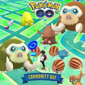 【PokémonGO】COMMUNITYDAY 【ウリムー】