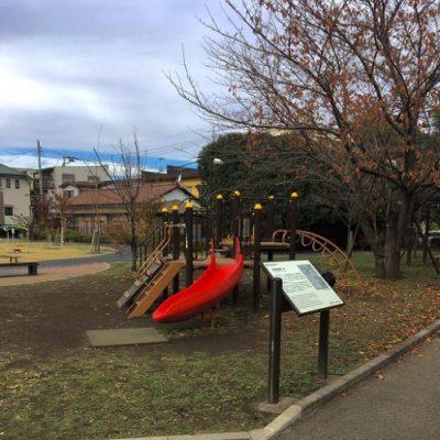 武蔵野市の憩いの場となっている「関前高射砲陣地跡」