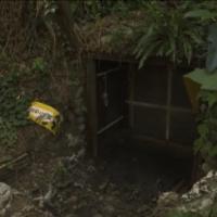 「第32軍司令部壕第5坑道」の内部映像が公開されています