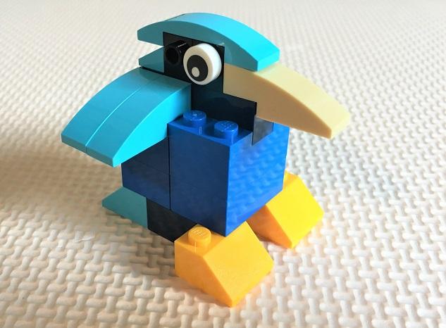 レゴクラシック 10698 ペンギン