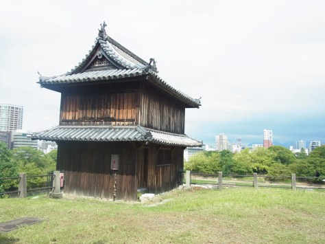 Fukuoka Castle Tower