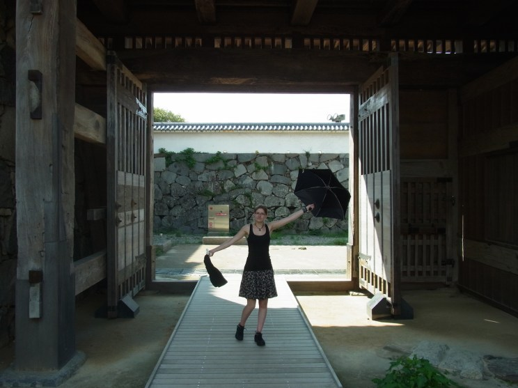 Fukuoka Castle Tower Gate
