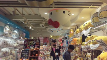 Shopping in Kyoto