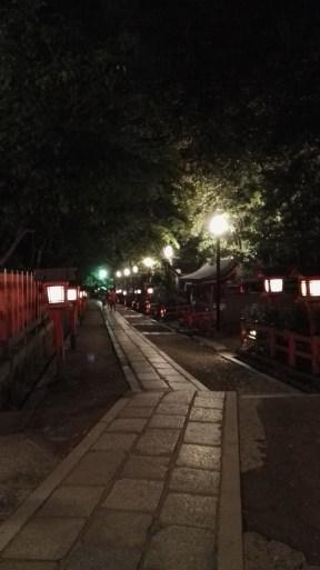 Area around Yasaka at Harvest Moon