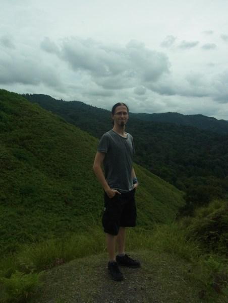 Me at Mount Wakakusa