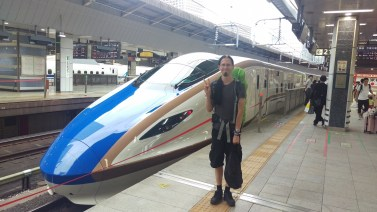 Me and Shinkansen