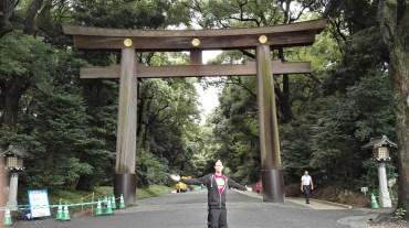 Sören in Yoyogi Park