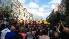 International festival Prague heart of nations