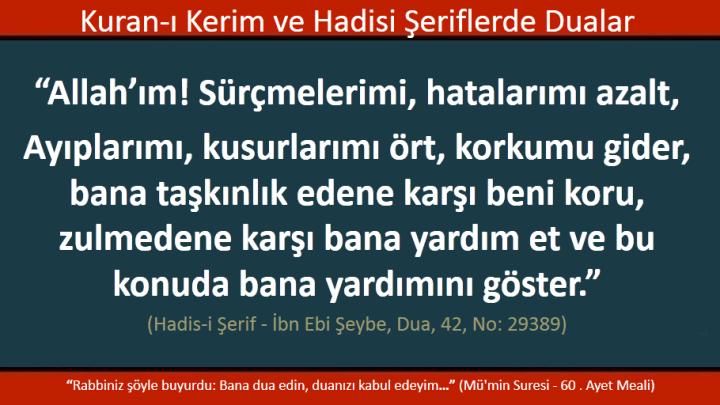 ibn ebi şeybe dua 42 29389