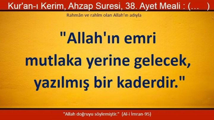 ahzab 38