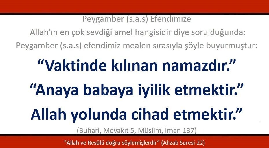 buhari mevakıt 5, müslim iman 137