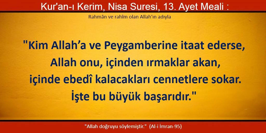 nisa 13