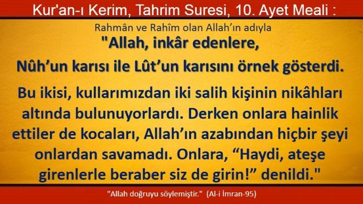 tahrim 10