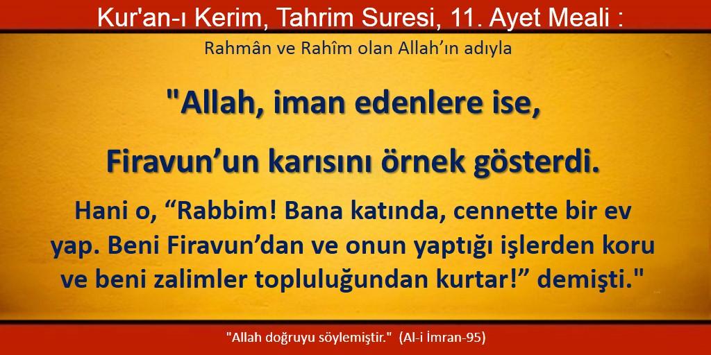tahrim 11