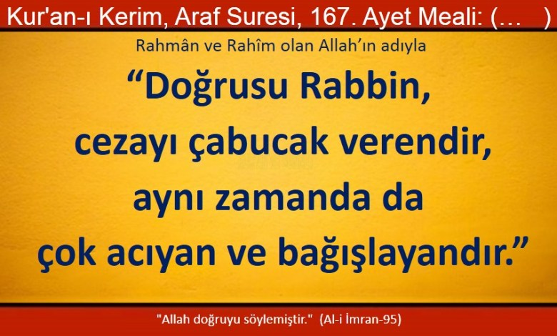 araf 167