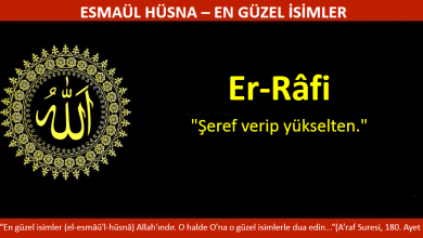 Photo of ER RAFİ