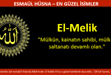 Photo of EL MELİK