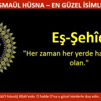 EŞ ŞEHİD