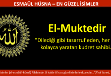 Photo of EL MUKTEDİR