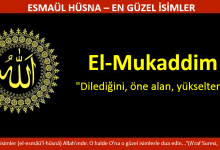 Photo of EL MUKADDİM