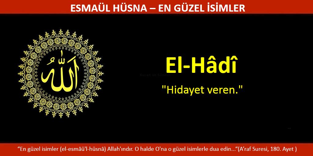 EL HADİ