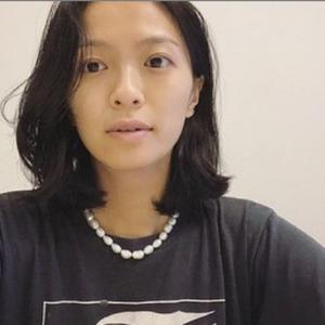 映画撮影直前の榮倉さんの画像