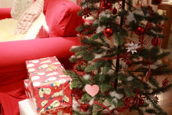 ikea クリスマス 飾り付け