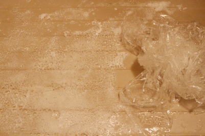 過炭酸ナトリウムと重曹のペースト再利用