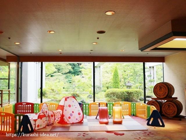 岩松旅館キッズスペース