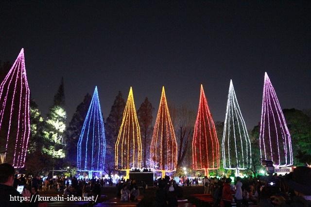 光の祭典足立2019