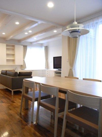 1階 居間食堂