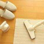 絨毯への効果的な掃除機のかけ方