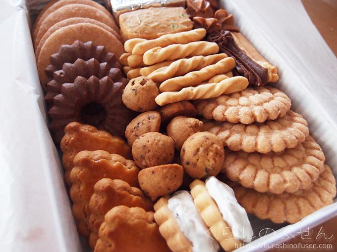 自由学園のクッキーをお取り寄せ 素朴だけれどほっこり美味しい宝石箱