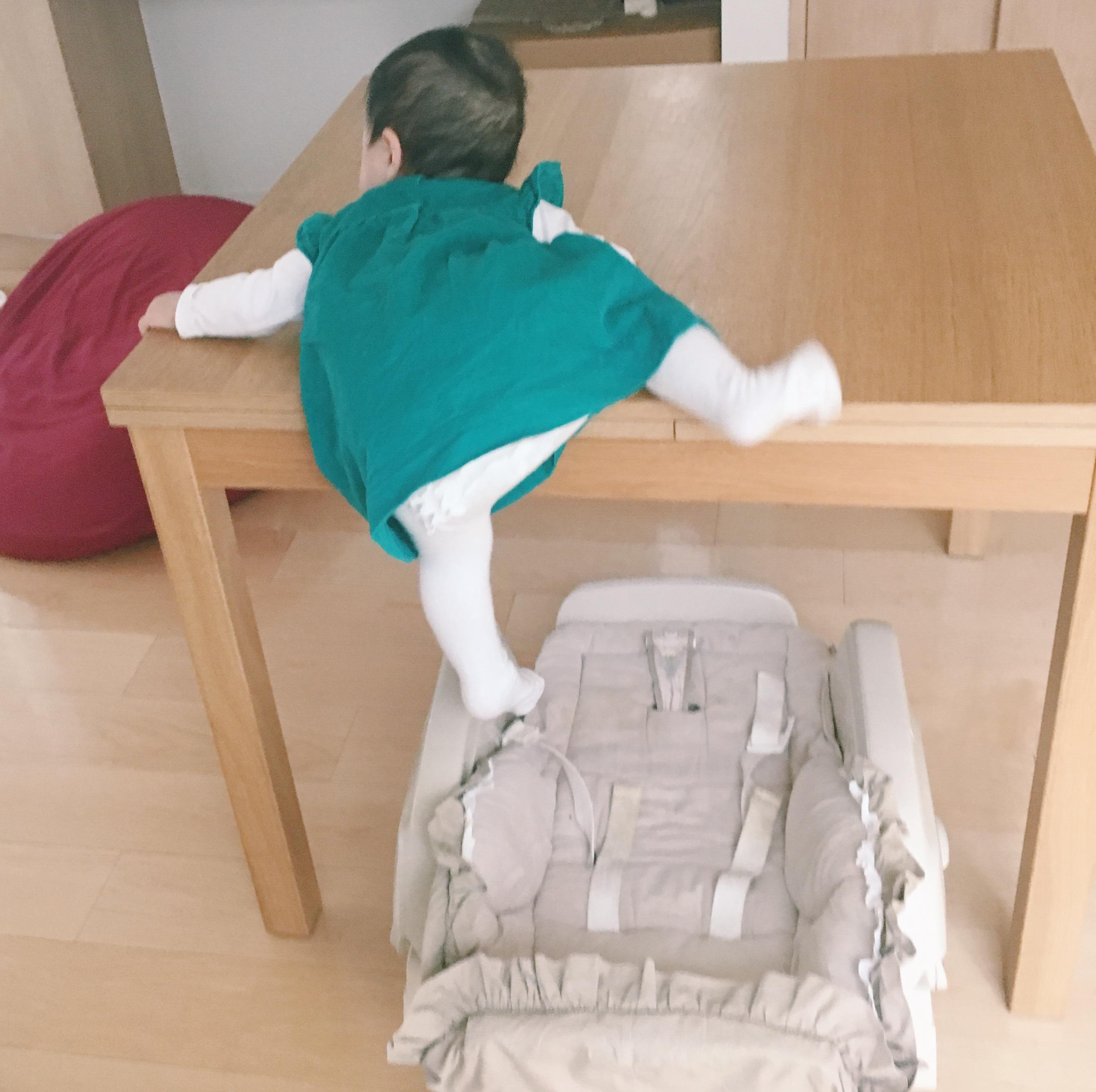 【育休中のタイムテーブル】子どものペースに合わせつつ、家事を先取り