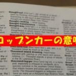 コップンカーってどんな意味のタイ語?意味が分かれば使い方もわかる!