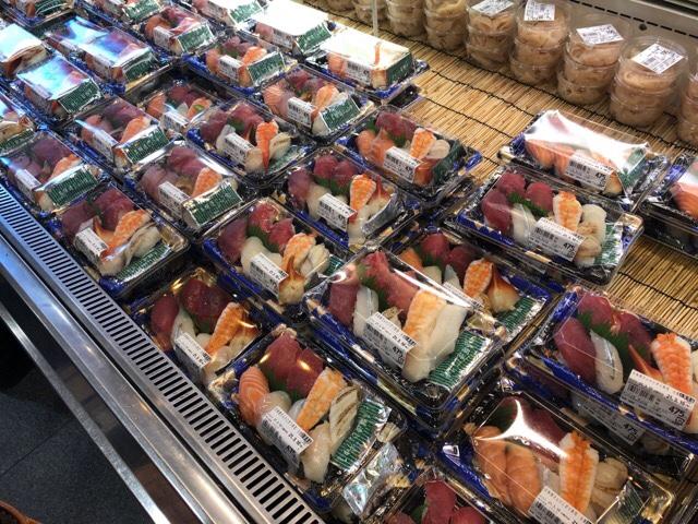 仙台激安スーパーつかさ屋寿司