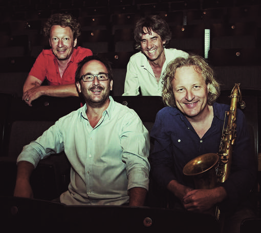 "Peter Lehel Quartett: ""Chamber Jazz"""