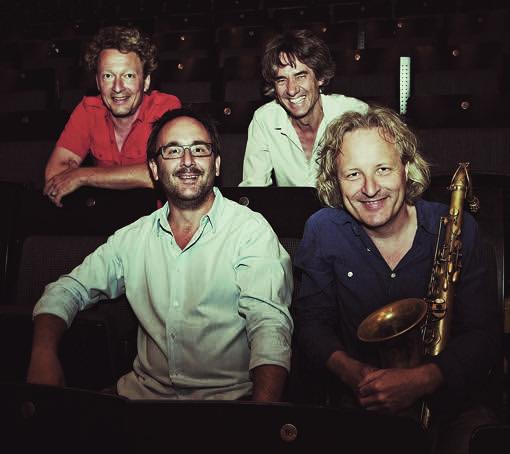 """Peter Lehel Quartett: """"Chamber Jazz"""""""