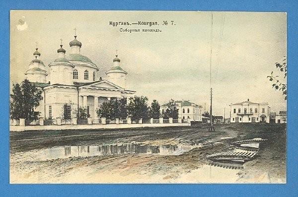 Фрагменты здания Богородице-Рождественского собора