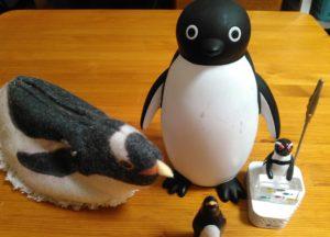 我が家のペンギンたち