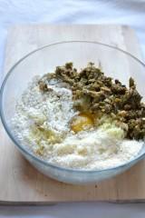 ricetta,ricette,funghi,carciofi,polpette,polpettine antipasto,antipasti,finger food,stuzzichini,aperitivo