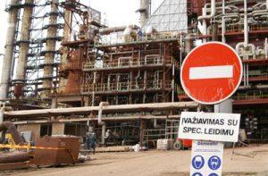 Polski Koncern Naftowy Orlen w sumie zainwestował w Możejkach ponad 3 mld USD, z czego ponad 700 mln USD w remont i rozbudowę urządzeń i instalacji Fot. Marian Paluszkiewicz