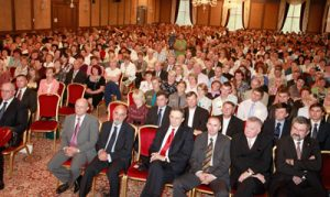 "Konferencja Jubileuszowa w hotelu ""Le Meridien Villon"" Fot. Jerzy Karpowicz"