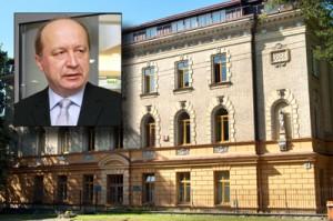 Premier Andrius Kubilius postanowił zlikwidować Departament Mniejszości Narodowych i Wychodźstwa i utworzyć  Komisję ds. Koordynacji  Mniejszości Narodowych Fot. Marian Paluszkiewicz