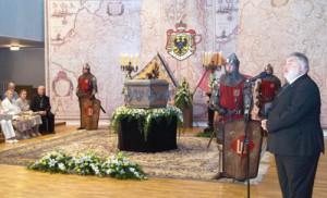 Zdaniem profesora Bumblauskasa, dzięki Radziwiłłom Litwa stała się prawdziwym europejskim mocarstwem Fot. Marian Paluszkiewicz